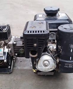 Pump, Gearbox, Engine