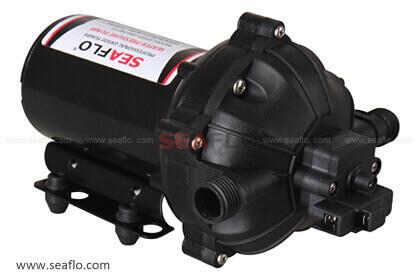Graytill SHOP 12V Pump - Seaflo 51 Series 4